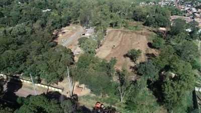 MOPC ordenó construcción de viviendas temporales de la Costanera Sur