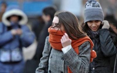 Miércoles con temperaturas muy frías a frescas anuncia Meteorología