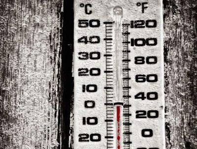 En Pozo Hondo se registró una temperatura de