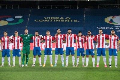 ¿Quiénes son los albirrojos con más presencias en la Copa América 2021?