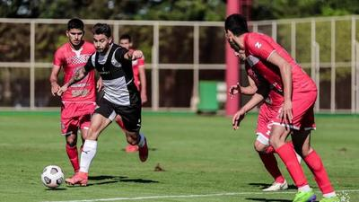 Libertad anota varios goles en su primer amistoso