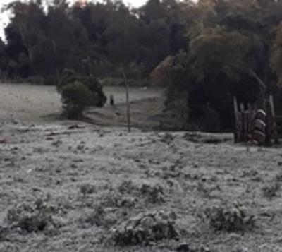 Pozo Hondo registró la segunda temperatura histórica más baja