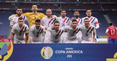 El albirrojo que está en el '11' ideal de la fase de grupos de la Copa América 2021