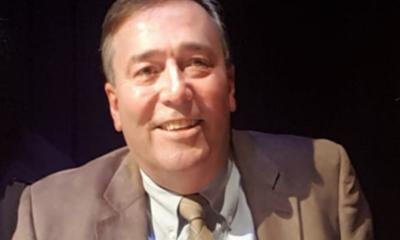Alfredo Boccia Paz, nuevo académico de la Lengua Española