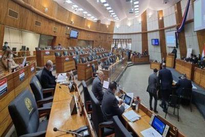 Diputados rechaza ley que busca despenalizar las invasiones de tierra