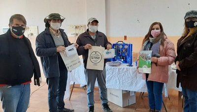 Entregan kit de recuperación y reciclajes de gases refrigerantes