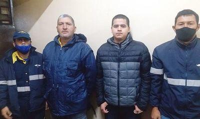 Ratifican prisión preventiva en caso de la maleta con cocaína