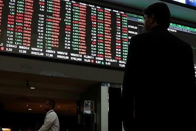 La bolsa de Sao Paulo avanza un 6,5 % en el primer semestre del año