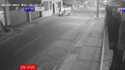 Trabajador sufre robo de dos motocicletas en 15 días