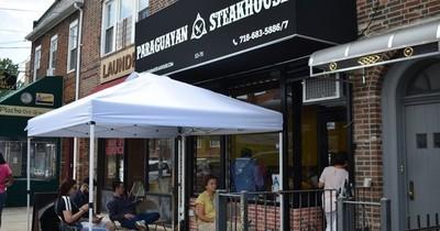 La Nación / Inauguración del restaurante Paraguayan Steakhouse en Nueva York