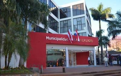 Despidos masivos en la Municipalidad de San Lorenzo