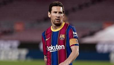 ¡Preocupados los culés! Messi es agente libre