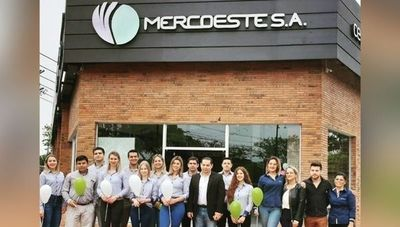 Mercoeste se extendió desde Alto Paraná para ofrecer soluciones completas para la terminación de construcciones