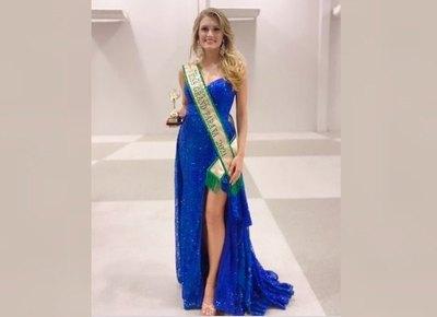 Crónica / ¿MBATARA? ¡Miss Paraguay y ahora Miss Brasil!