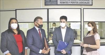La Nación / La EBY no entrega rendiciones de cuentas pese a denuncia por desacato