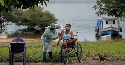La Nación / OPS: Fin de covid-19 está aún muy lejos para Latinoamérica