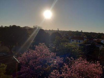 Tardes se tornarán cálidas, anuncia Meteorología