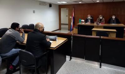 Ex funcionario fue condenado a 2 años y 3 meses de cárcel