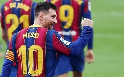 """Ya está libre"": reacción de prensa española tras fin del contrato de Messi con Barcelona"
