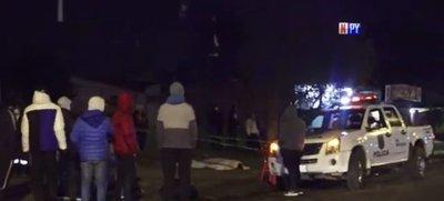 Trabajador delivery muere tras chocar contra una camioneta