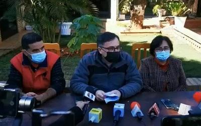 Familia de Jorge Ríos desea negociar y clama por vía de comunicación