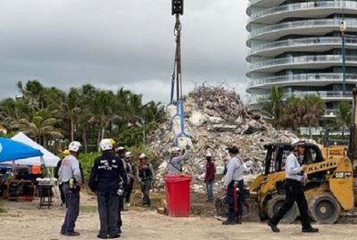 Miami: Hallan cuerpos de dos niños y suman 18 los fallecidos