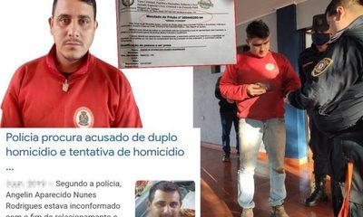 Chapista con orden de captura por doble homicidio en Brasil es detenido y procesado por coacción – Diario TNPRESS