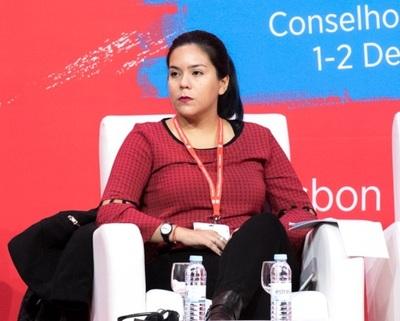 Candidata a intendenta de Asunción tilda a Patria Querida de 'autoritario' y lo acusa de querer 'embretar una agenda'