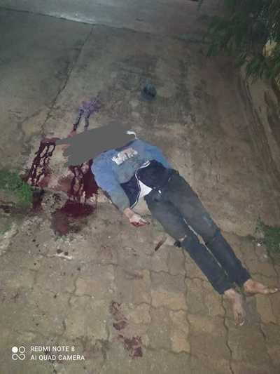 Menor muere electrocutado al intentar robar cables de un poste de la ANDE
