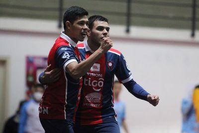 Cerro Porteño clasificó a una nueva final en el Futsal FIFA