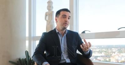 La Nación / Sebastián García confía en que será fuerza número 1 en Asunción