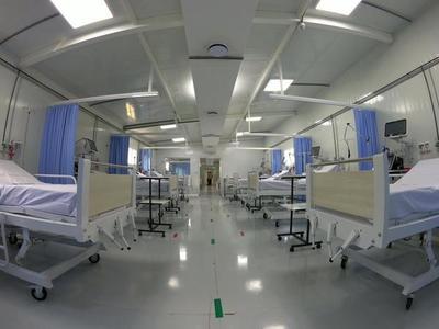 Mandatario sostiene que el mayor legado de su Gobierno será el fortalecimiento del sistema de salud
