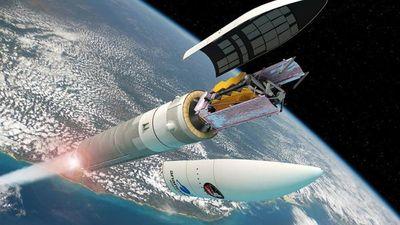 El telescopio espacial James Webb, cerca de su lanzamiento