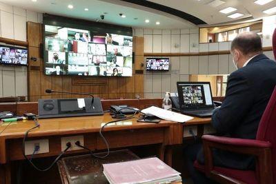 Senado sanciona prórroga de estado de emergencia ante irresponsabilidad del Ejecutivo