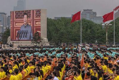 Partido Comunista de China, sin autocrítica en la recordación de su centenario