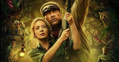 "Revelan avance de ""Jungle Cruise"""