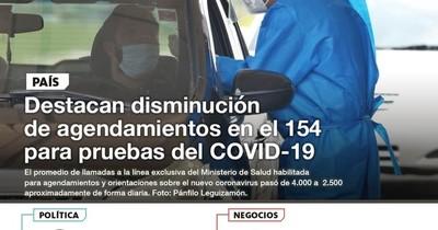 La Nación / LN PM: Las noticias más relevantes de la siesta del 1 de julio