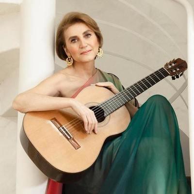 """Lo mejor de Berta Rojas esta noche en """"La Sinfónica Contigo"""" para el deleite de la teleaudiencia de Paraguay Tv"""