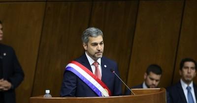 """La Nación / Diputado liberal tildó de """"terrorífico"""" el informe presentado por Abdo Benítez"""