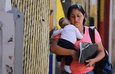 Gobierno ratifica en informe protección a mujeres, niñas, niños y adolescentes