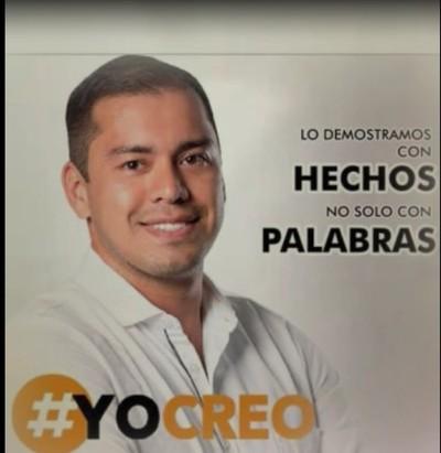 """Cómo será la campaña POLITICA de """"#YOCREO"""" en la marihuana"""