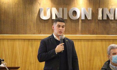 Francisco Martino asume la presidencia de la UIP Joven