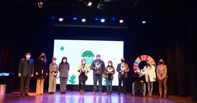 La Nación / Cinco nuevas iniciativas ambientales recibieron el reconocimiento verde