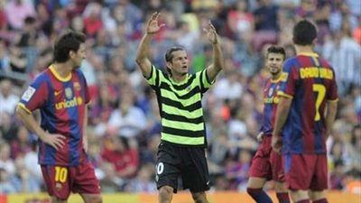 Nelson Haedo Valdez y sus memorables goles