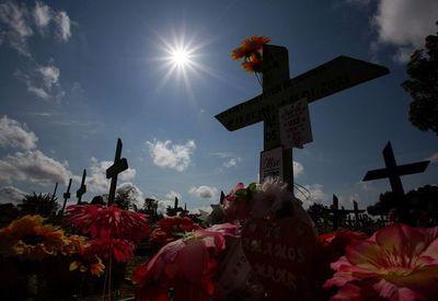 Brasil supera 520.000 muertes por covid-19, pero mortalidad vuelve a caer