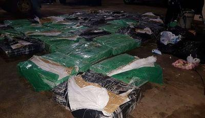 Condenan a traficante que tenía 303 kilos de droga en su casa