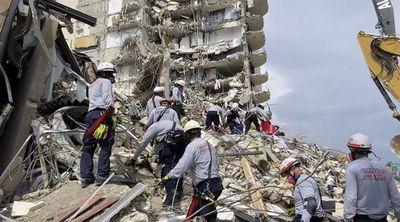 Derrumbe en Miami: Reanudan el operativo de búsqueda y rescate de las víctimas