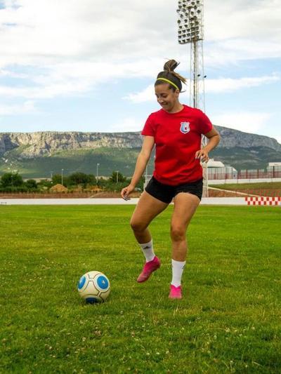 Jessica Santacruz y su nuevo desafío con el Olimpia