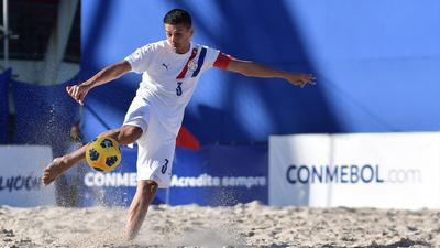 Los Pynandi buscarán ante Uruguay su pase al Mundial
