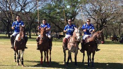 Polo, un deporte exigente que va ganando espacio y adeptos en Paraguay